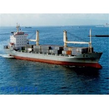 500TEU container vessel
